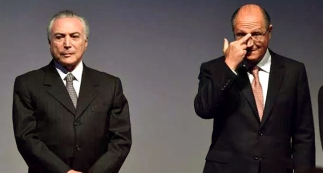 Alckmin volta terminei temer novela internet eleições golpistas