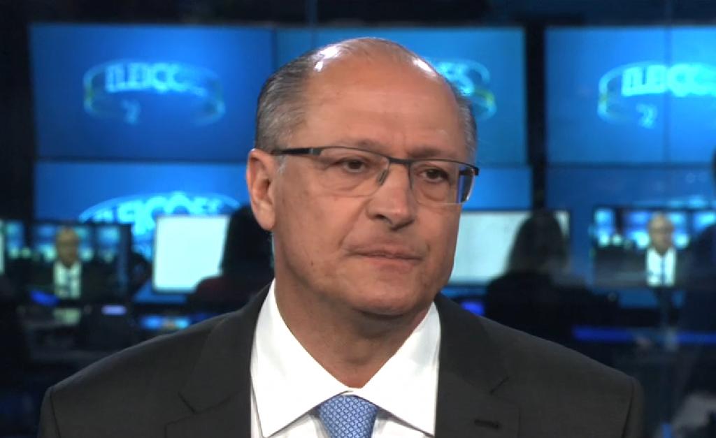 Alckmin censura datafolha
