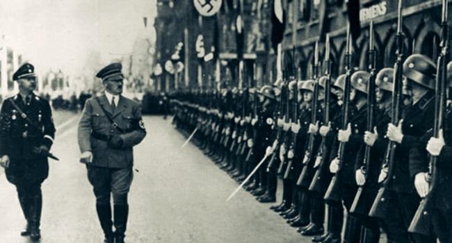 alemanha choque direita brasileira nazismo