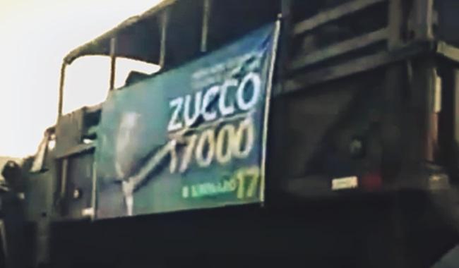 apoiador bolsonaro caminhões do exército campanha eleições