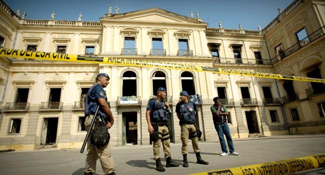ataque direita PSOL tragédia do Museu Nacional covarde