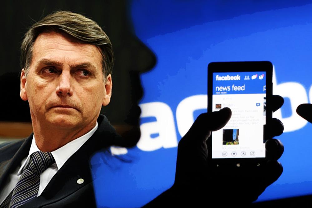 Bolsonaro Facebook nordestinos