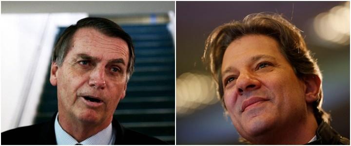 Bolsonaro Ibope pesquisa Ibope