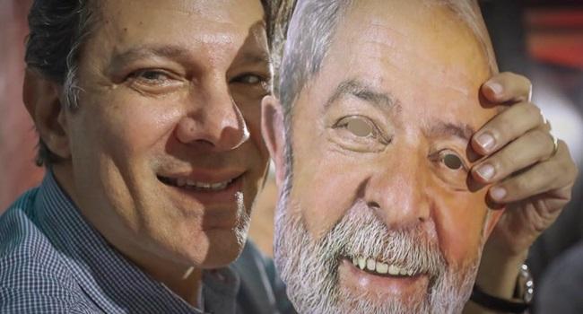 integra carta lula fernando haddad eleições 2018 pt