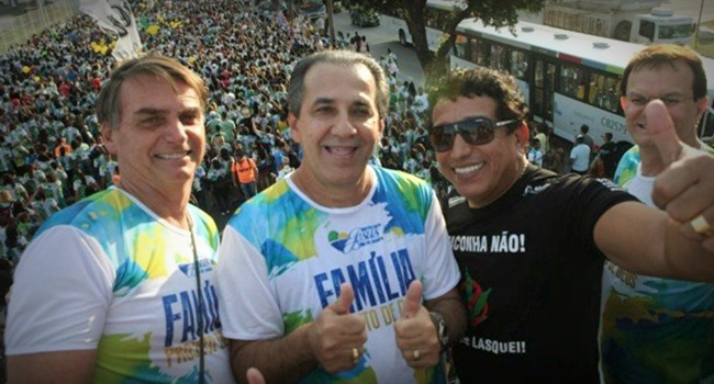 carta pastor evangélico apoiam bolsonaro eleições 2018