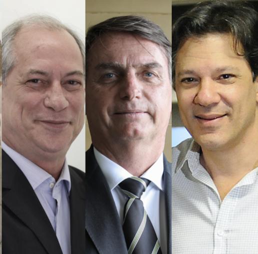 Ciro Bolsonaro Haddad