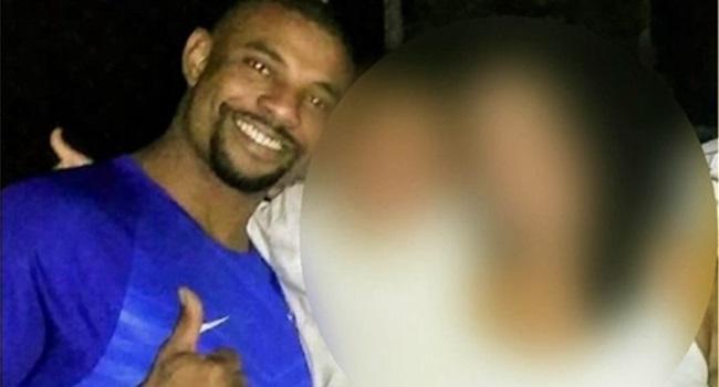 Rodrigo Alexandre negro favela morto pela PM guarda-chuva fuzil rio de janeiro