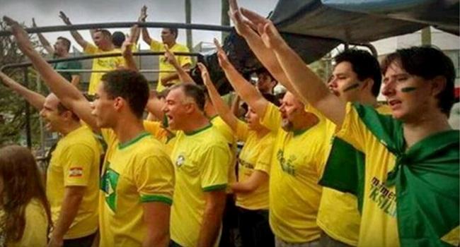 fascismo brasil eleições 2018 direita bolsonaro