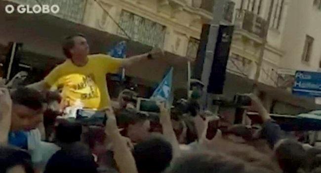globo alckmin estratégia pró-bolsonaro eleições 2018 facada