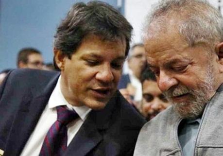 Haddad indulto a Lula