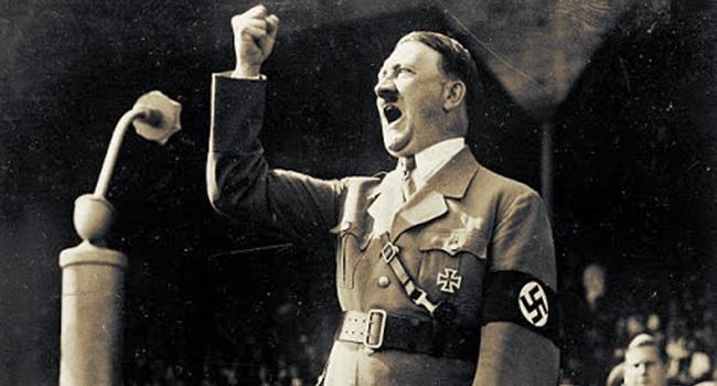 hitler explica partido nacional socialista direita
