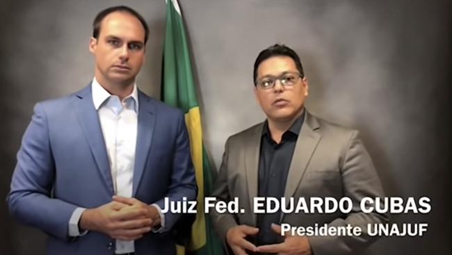 Bolsonaro Rocha Cubas urnas eletrônicas