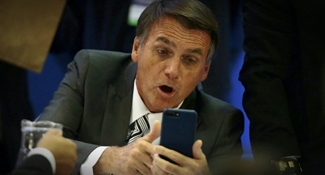 maior fake news bolsonaro regime militar ditadura brasil