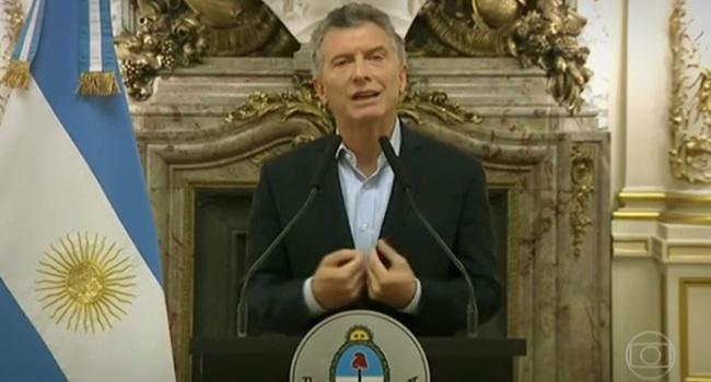 mídia brasileira esconder caos argentina macri neoliberal