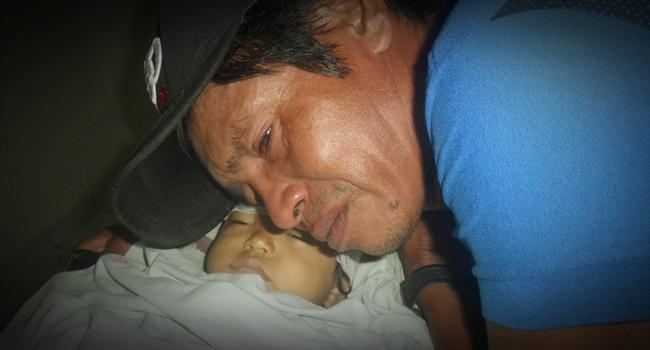 morte bebê indígena tiro manchetes mídia brasil índios