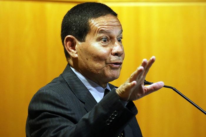 Mourão vice Bolsonaro 13 salário