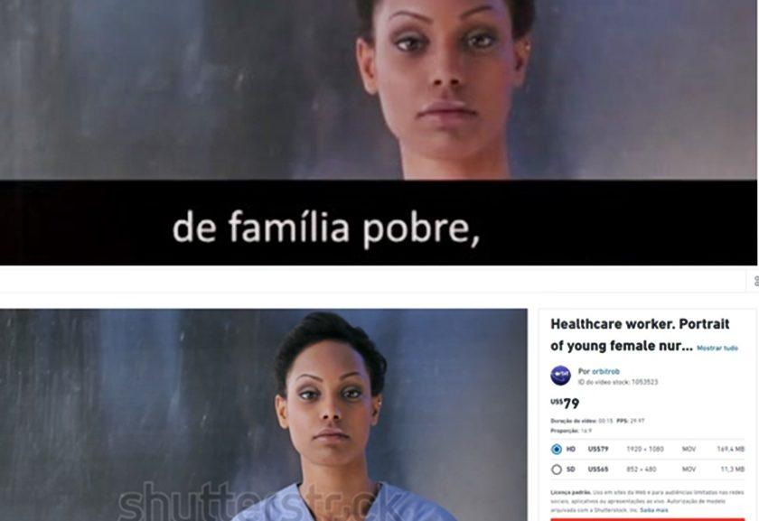 mulher negra pobre bolsonaro