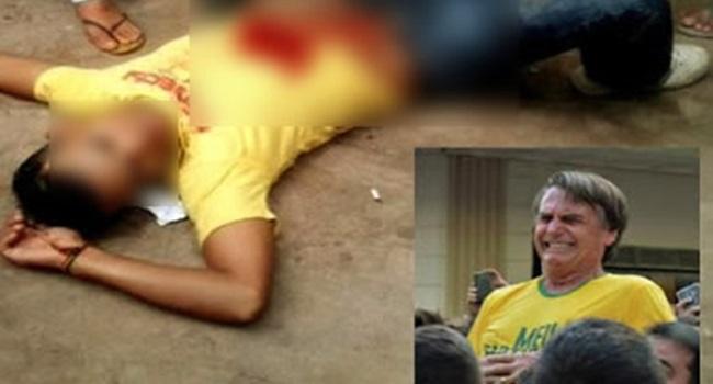 boato jovem morreu facada em Bolsonaro falsa