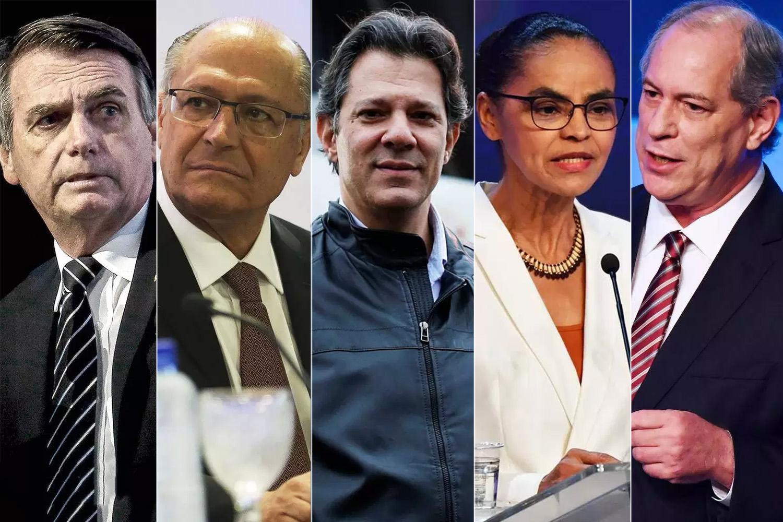pesquisa para presidente 2018