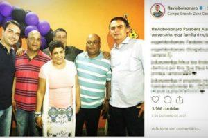 policiais-presos-no-rj-participaram-de-campanha-do-filho-de-bolsonaro