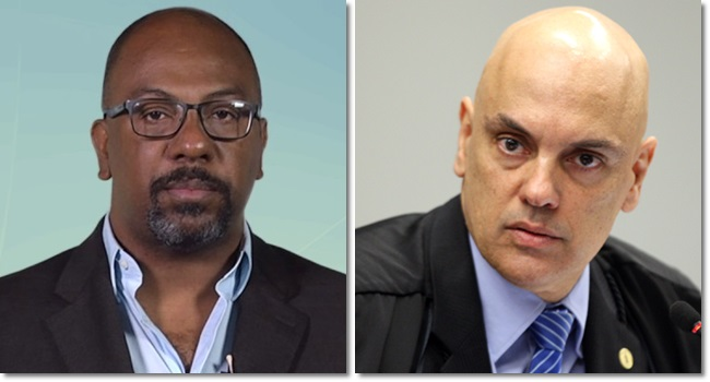 Professor voto Alexandre de Moraes contra Bolsonaro racismo