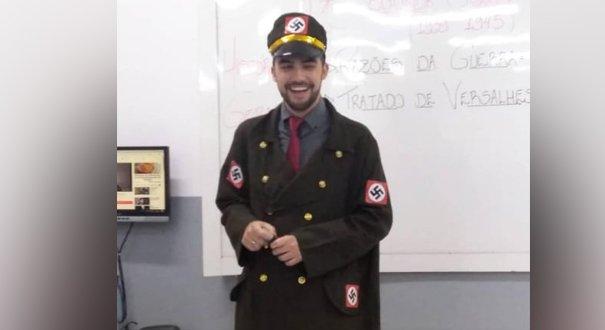 professor nazista ES