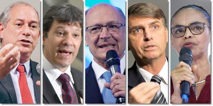 propostas dos presidenciáveis política internacional eleições 2018
