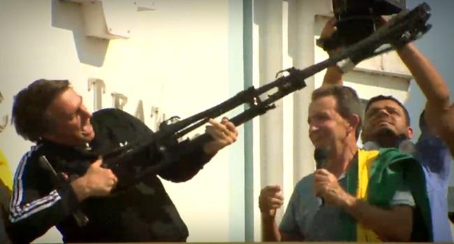 PT STF contra Bolsonaro discurso Acre fuzilar petistas ódio direita