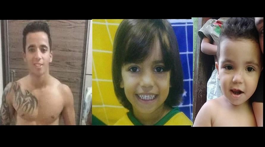 Raí Santos matou os filhos
