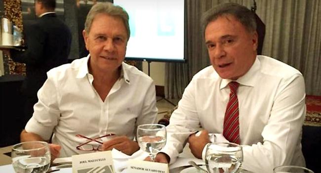 Suplente Alvaro Dias preso Beto Richa curitiba Paraná