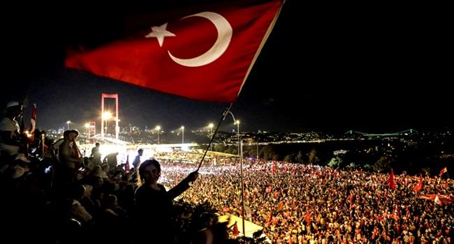transformação Brasil nova turquia política golpe