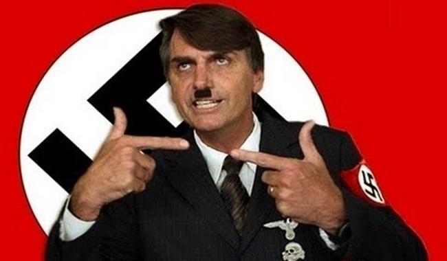 TSE rejeita Bolsonaro charge de Hitler