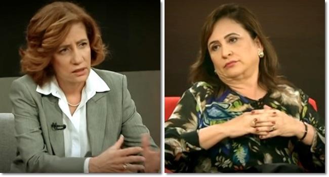 Vice Ciro Gomes debate Miriam Leitão GloboNews