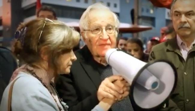 visita de Noam Chomsky ex-presidente Lula curitiba polícia federal