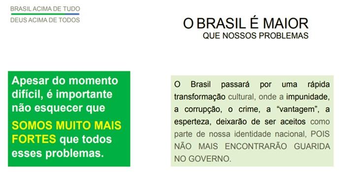 preocupar plano econômico de Jair Bolsonaro eleições