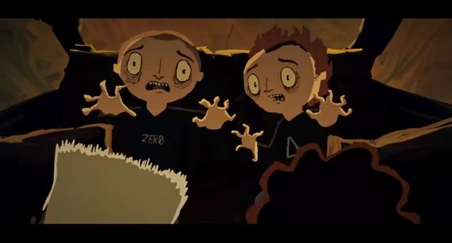 Animação brasileira crítica a Bolsonaro festival de cinema