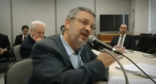 Antônio Palocci prostituta provas Lula PT Lava jato eleições