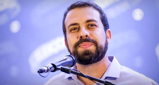 Guilherme Boulos na Globo debates eleições ditadura