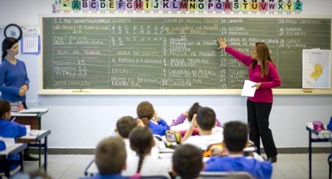 bncc professores educação emenda 95