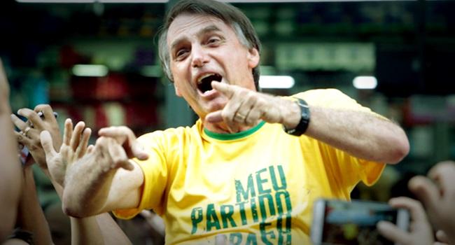 Bolsonaro eleito tentando nos matar eleições ódio esquerda lgbt negros