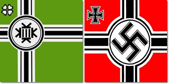 Brasileiros faixa extrema-direita dos EUA