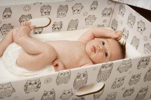 britanicos-contestam-eficacia-de-caixa-de-papelao-para-bebes-na-finlandia