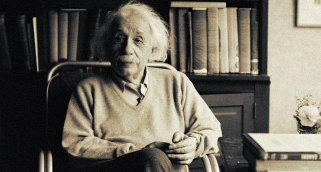 Carta de Albert Einstein inexistência de Deus milhão