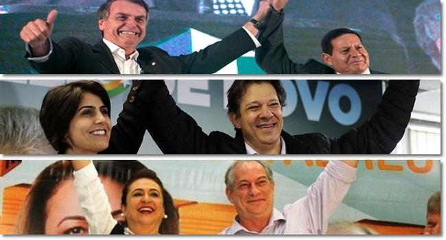 Conciliação Resistência ciro haddad bolsonaro eleições