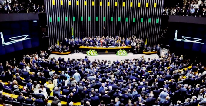 Brasil Congresso Nacional mais conservador história eleições 2018