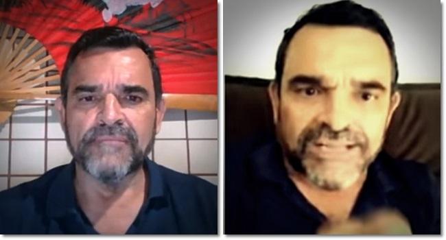 Coronel insultou Rosa Weber ameaça Gilmar Mendes stf carlos alves forças armadas justiça