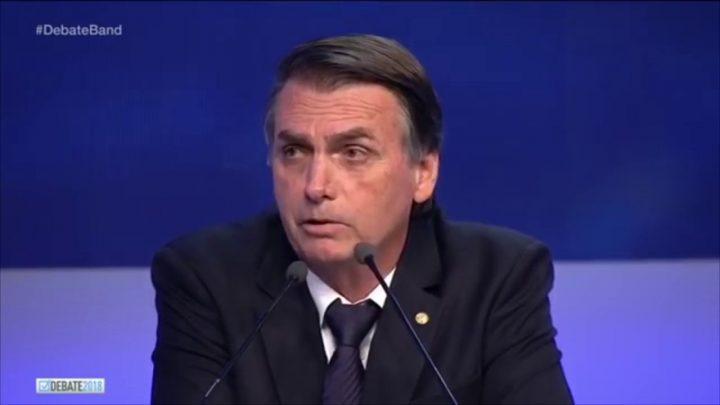 debate bolsonaro
