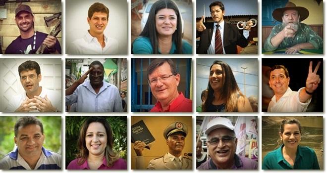 deputados federais mais votados Brasil eleições 2018