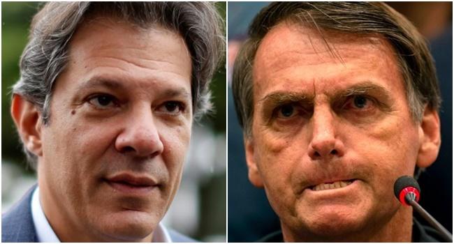 diferenças propostas de Haddad e Bolsonaro Economia