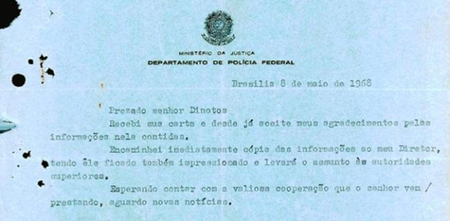 Documentos inéditos direita iniciou atentados pré-AI-5